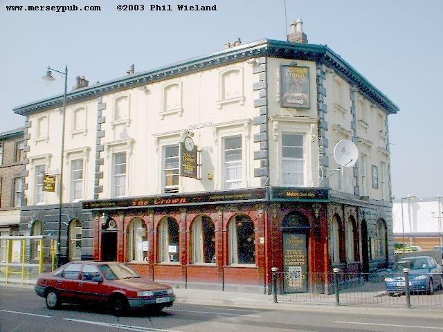 The Merseyside Pub Guide Birkenhead